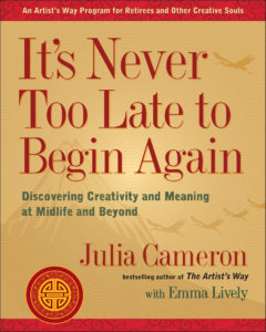 Julia Cameron's New Book